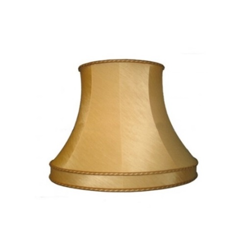 "12"" Collard Oval Sand Special Lampshade Ss1034"