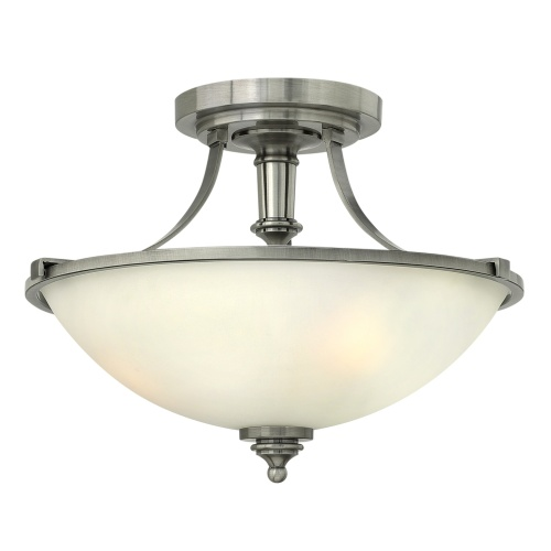 HK/TRUMAN/SF 3 Light Semi Flush