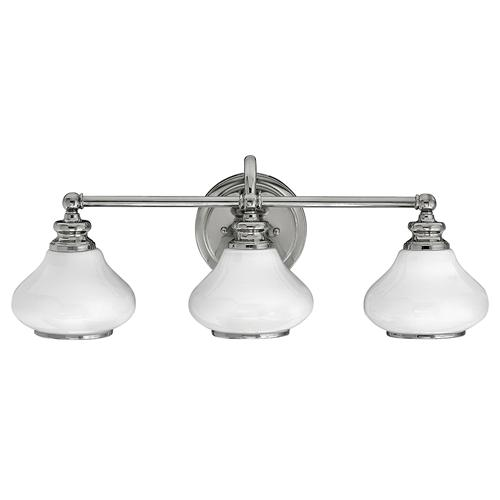 Ainsley LED Triple Bathroom Light Hk/Ainsley3 Bath