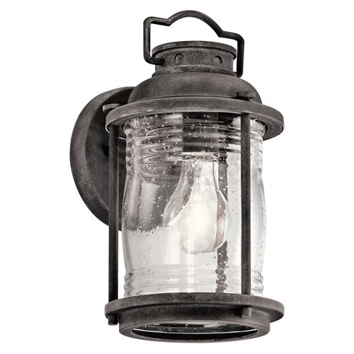 Ashland Bay Small IP44 Rated Wall Lantern Kl/Ashlandbay2/S
