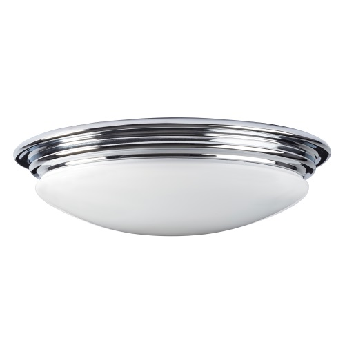 BATH/BROMPTON/F Brompton LED Flush Ceiling Light