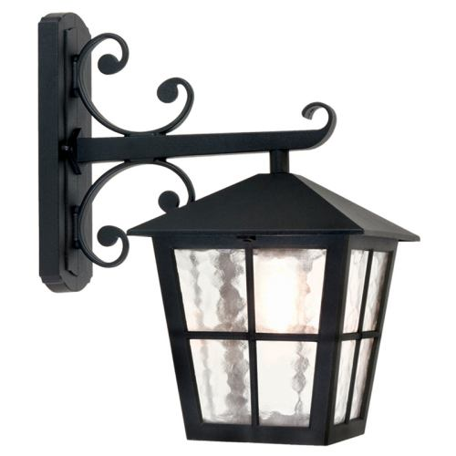 Canterbury Outdoor Lantern Bl52m Black