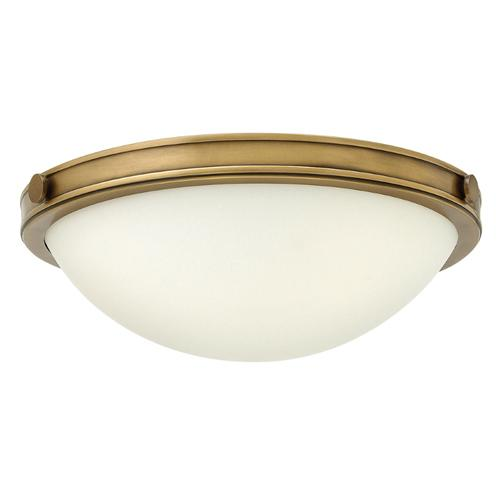 Collier Small Flush Double Ceiling Light Hk/Collier/F/S