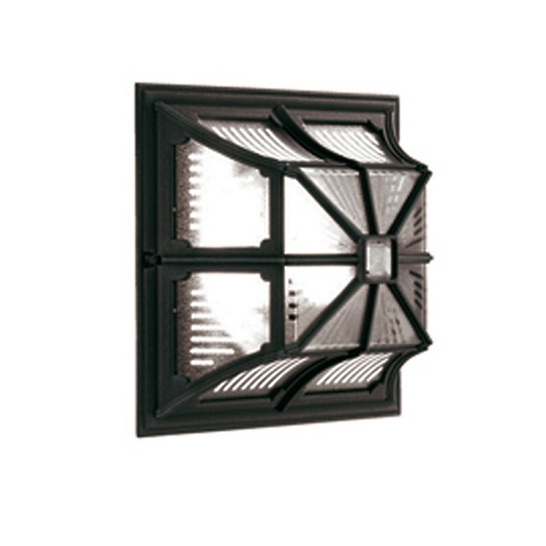 CP12 BK Black Chapel Outdoor Lantern