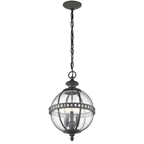 Halleron 3 Light Outdoor Pendant Kl/Halleron/8M