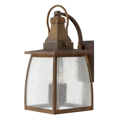 4 Light Wall Lantern Hk/Montauk L