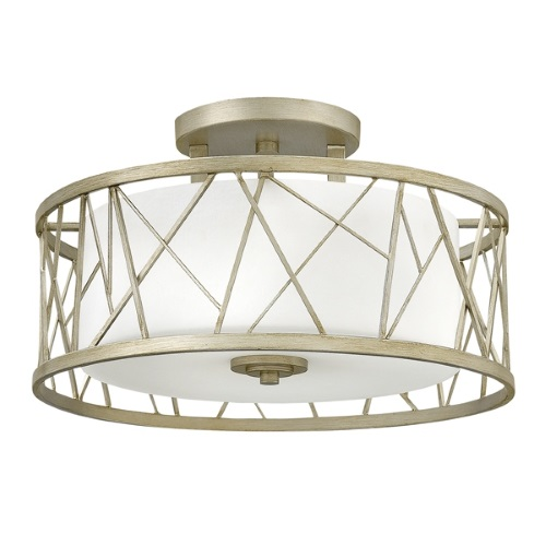Nest Semi-Flush Ceiling Light Hk/Nest/Sf Sl