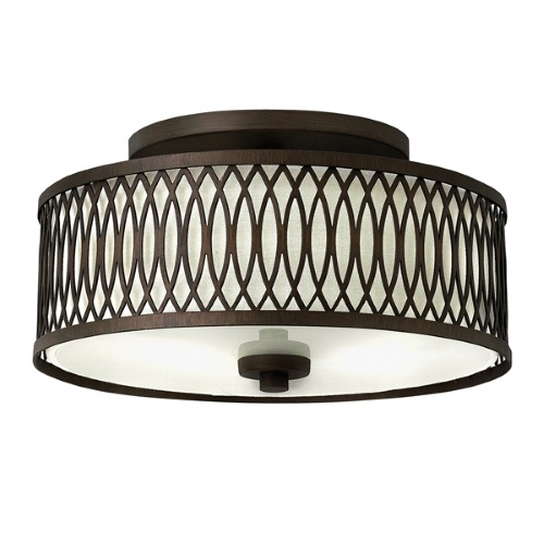 HK/WALDEN/F Walden Flush Ceiling Light