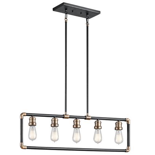 Imahn 5 Light Two-Tone Ceiling Pendant Kl/Imahn/Isle