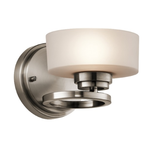 KL/ALEEKA1 Aleeka Pewter Wall Light