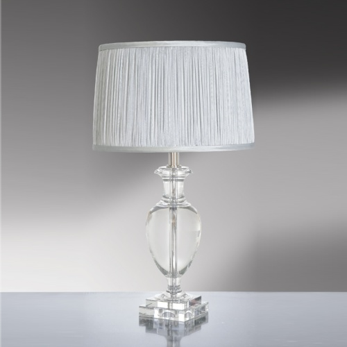 LUI/ANTONIA LS1041 Single Crystal Table Lamp
