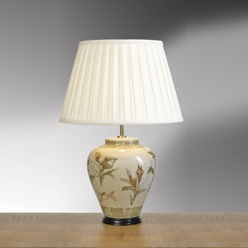 LUI/ARUM LILY LS1040 Single Table Lamp