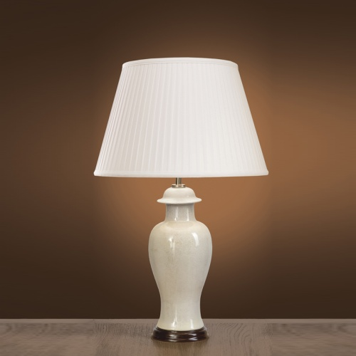 LUI/IVORY CRA SM LS1004 Table Lamp