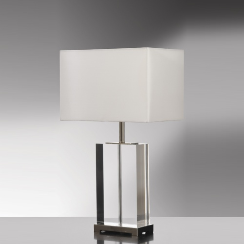 LUI/VALENTINA LS1105 Crystal Table Lamp