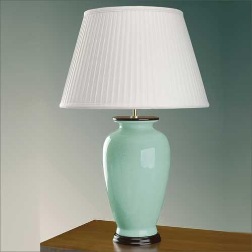 Green Table Lamp Lui/Celadon + Lui/Ls1051