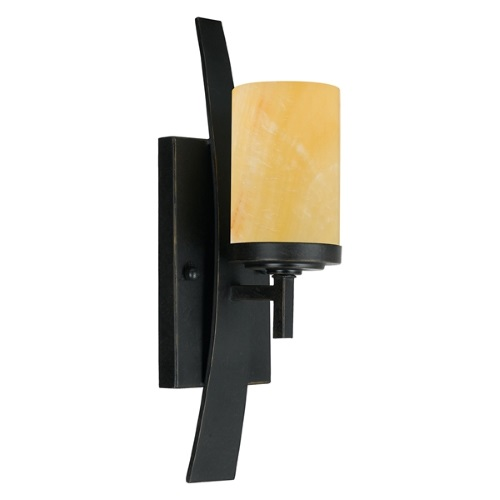QZ/KYLE1 Kyle Bronze Wall Light