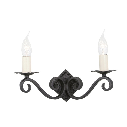 RY2A Rectory 2 Arm Wall Light