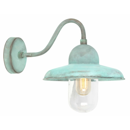 Somerton Verdi Outdoor Wall Light Somerton V