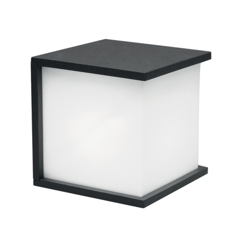 Cube outdoor wall light utcube 1846 the lighting superstore cube outdoor wall light utcube 1846 mozeypictures Images