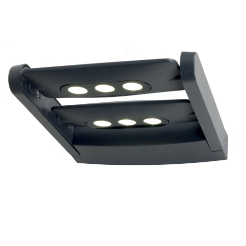 Ledspot Double Wall Light Ut/Ledspot 6144S-2