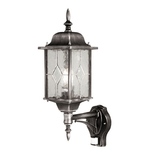 Wexford Outdoor Lantern Wall Light Wx1 P The Lighting