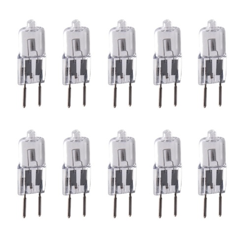 Gy6.35 20W Capsule Halogen Lamp 10 Pack