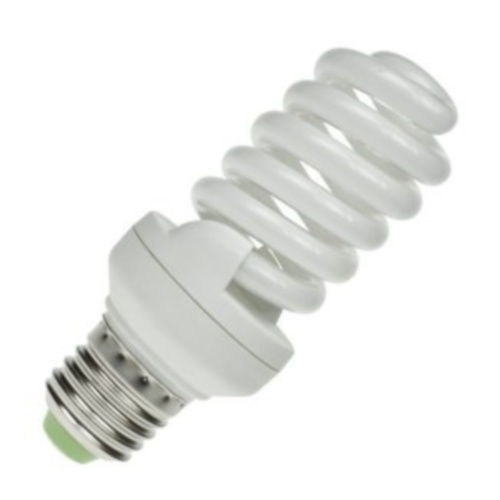 7w ES Low Energy Lumineux - 5 pack