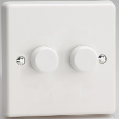 Classic Dual Switch Low Load Dimmer Jqp252w The Lighting