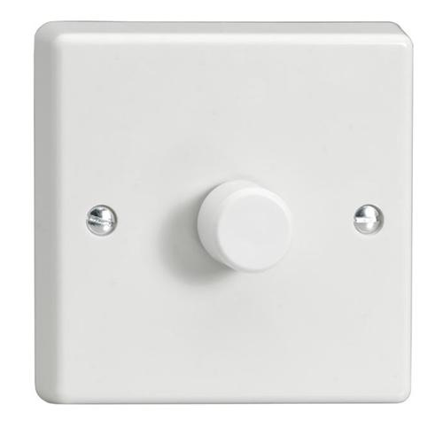 V-Com 1 Gang 2 Way Low Load Dimmer Switch Kqp101w