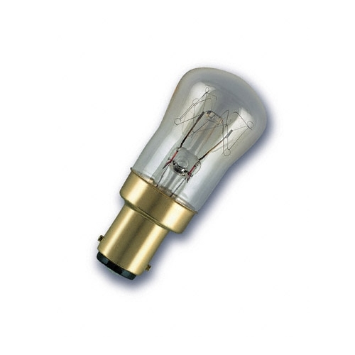 Pygmy 15Watt Clear SBC/B15 Lamp