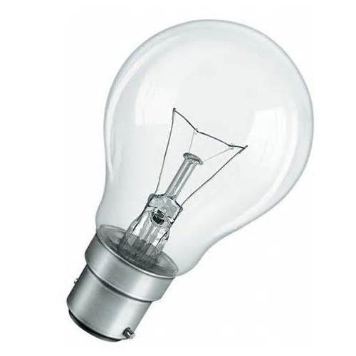 finest selection 9e0fb 5377c GLS BC 75 Watt B22 Clear Bulb