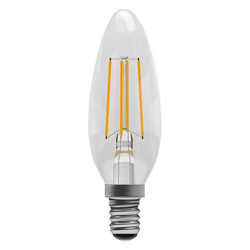 Candle Filament LED 4w SES/E14 Warm White 05025