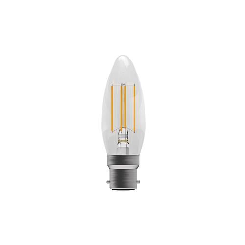 Candle LED BC 4W Filament 05022