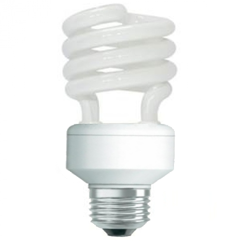 23w Edison Screw Daylight Bulb 04944