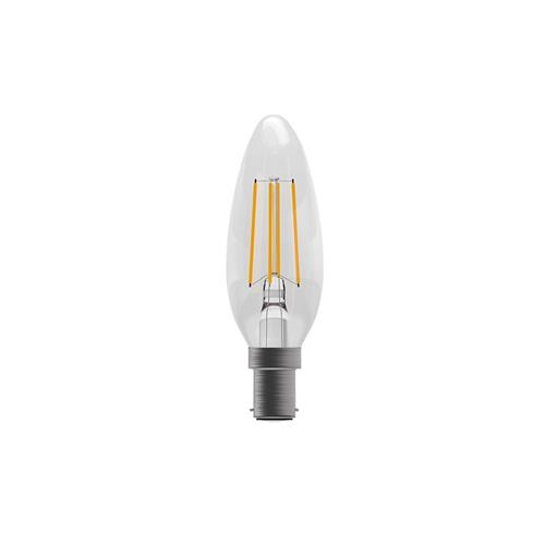 Filament Candle LED SBC 4W Warm White 05023