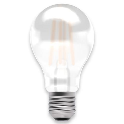 GLS LED GLASS BULB 6w ES/E27 SATIN FINISH 05124