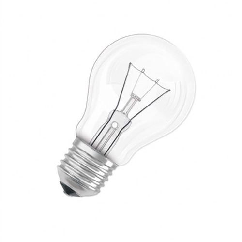 GLS ES 40W E27 Clear Lamp 03071