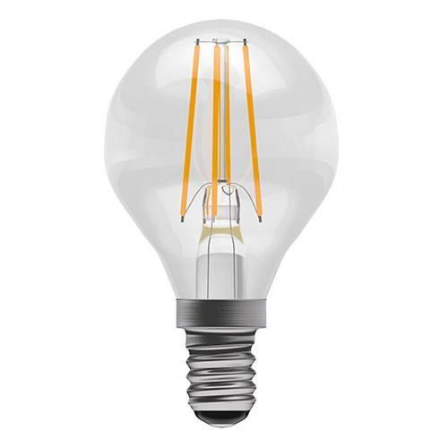 Golf Ball 4W Dimmable LED Filament Ses/E14 05317