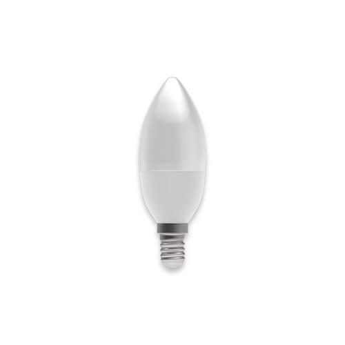 Led Candle Ses/E14 Frosted 7W 05841