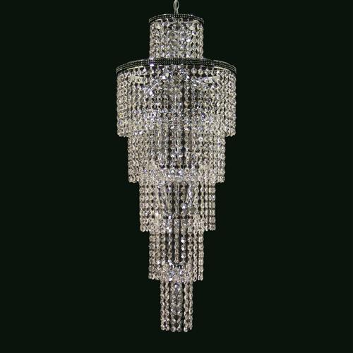 Trento Crystal Chandelier Ce00055/11/Ch