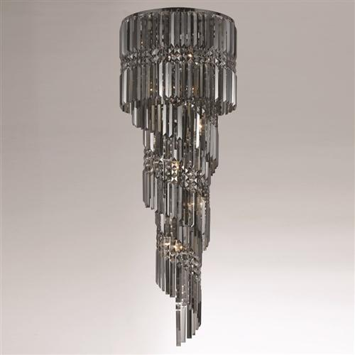 Toronto Crystal Ceiling Pendant Cf112024/14/Gm