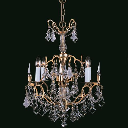 CP00669/04/FG Montmartre Crystal Chandelier