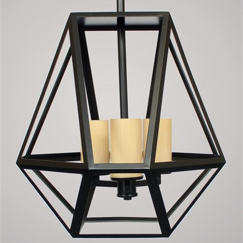 Riva Small Adjustable Pendant Pg311218/03/S/Blk