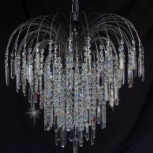 Shower Crystal Pendant St01900/60/06/An