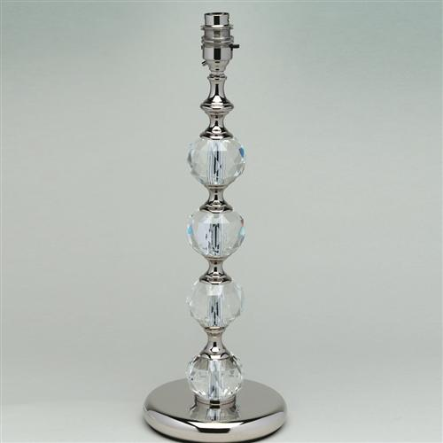 ST02021/N Furth Solid Crystal Table Lamp