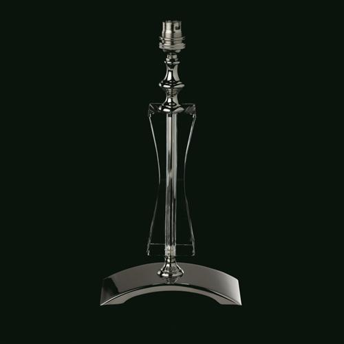 Mainz Crystal Table Lamp St06001/01/Tl/N
