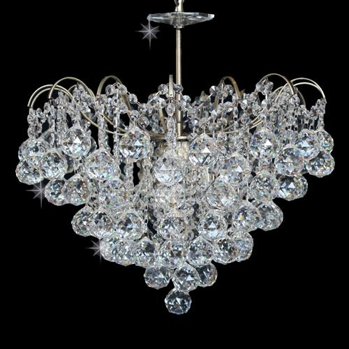 CFH401091/05/AB Emmie Asian Crystal Medium Ceiling Pendant