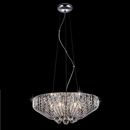 CFH508052/06/CH Carlo Medium Crystal Pendant