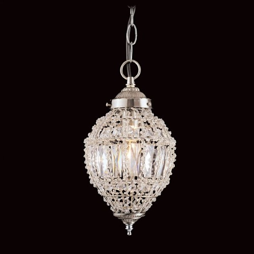 CO01219S Crystal Beaded Pendant