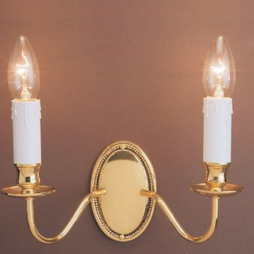 SMBB00052/PB Georgian Wall Light
